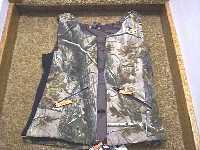 Womens Vest Insulated Vest C4  Pants Match Waterproof Realtree Camo Vest  130 MED  sale with high discount