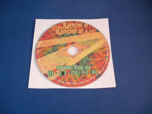 6 0 REGISTRATIONEN + 2 CD ROM MUSIC TOOL Vol YAMAHA TYROS 2+TYROS 3+TYROS 4