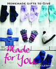 Made for You: Homemade Gifts to Give by Jenny Occleshaw (Paperback, 2013)