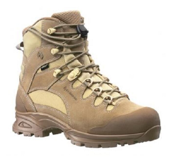 HAIX Scout Desert BW Goretex German Military Outdoor Hunter Boots Stiefel 43