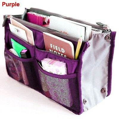 Kosmetik Organizer Handtasche Tasche Reise Damentaschen ToolInhalt sortieren 1pc