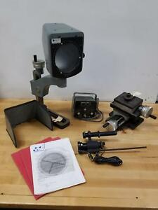 Stocker-amp-Yale-7MC-1864-Optical-Manufacturing-System-USED
