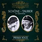 Schöne & Tauber/Prima Voce von RIchard Tauber,Lotte Schöne (2014)