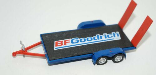 bfg tandem axle car trailer hauler 1//64 diecast limited edition greenlight