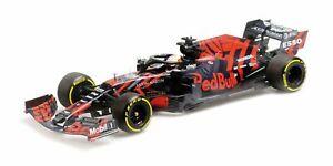R Bull Honda RB15 Verstappen Test Silverstone Shakedown 2019 - 1:18 Minichamps