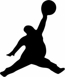 FAT Air Michael Jordan Jumpman Logo 4