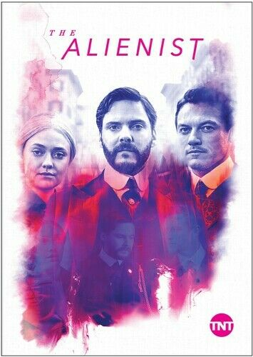The Alienist Tv Series Complete First 1st Season 1 One 3 Disc Dvd Set For Sale Online Ebay