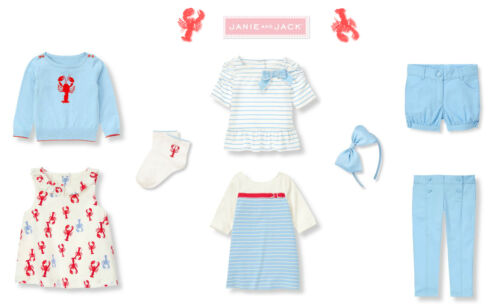 "Janie and Jack girl /""Nantucket Breeze/"" Collection Piece U Choose"