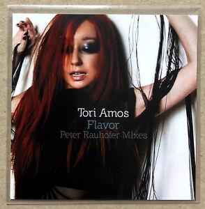 TORI-AMOS-FLAVOR-PETER-RAUHOFER-MIXES-EURO-4-TRK-PROMO-HTF-GOLD-DUST