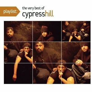 CYPRESS-HILL-Playlist-The-Very-Best-Of-CD-BRAND-NEW-Enhanced-Eco-Cover