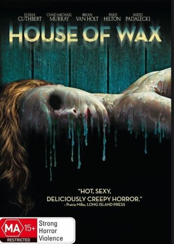 1 of 1 - The House Of Wax (DVD, 2008)