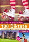100 Diktate 3./4. Klasse von Jutta der Lühe (2013, Taschenbuch)