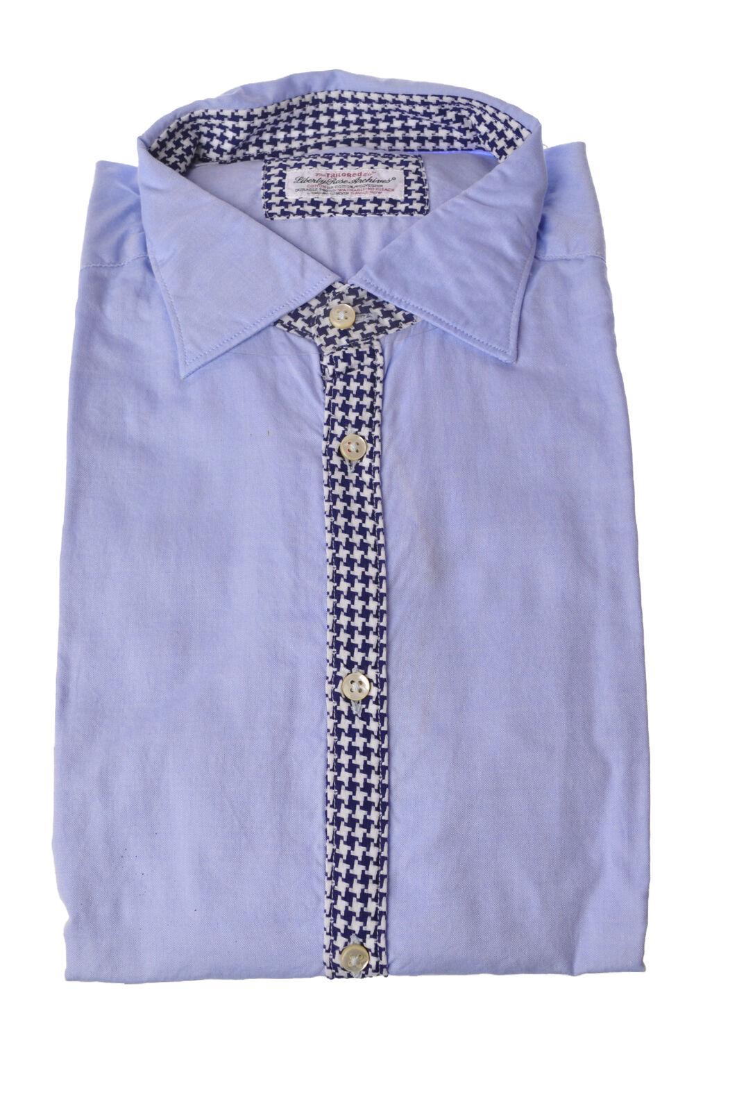 Liberty Rose  -  Shirt - Male - Blau - 3483421A181842