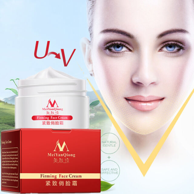 40g V Shape Face Line Lift Firming Collagen Cream Double Chin Cheek