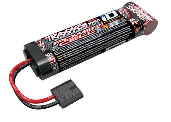 Traxxas NiMh iD Power Cell 8.4V Flat 5000mAh TRA2960X