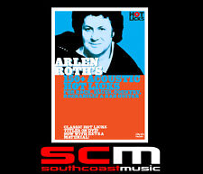 ACOUSTIC GUITAR MASTER CLASS with ARLEN ROTH 150+ ACOUSTIC GUITAR HOT LICKS DVD