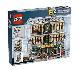 LEGO Creator Expert Expert Expert Großes Kaufhaus Grand Emporium 10211)versiegelt Neu OVP MISB 07abdc