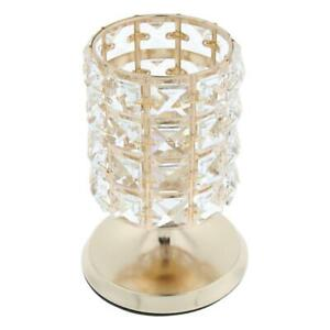 Crystal-Bling-Votive-Tealight-Candle-Holder-Wedding-Party-Venue-Centerpieces