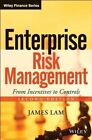 Enterprise Risk Management: from Incentives to Controls by James Lam (Hardback, 2014)