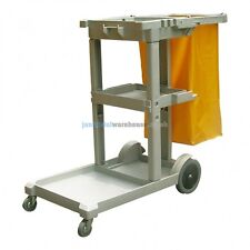 Housekeeping / Janitorial Cleaning Trolley