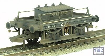 TMC R6643 Hornby BR Shunters Truck (Reading Central) Weathered