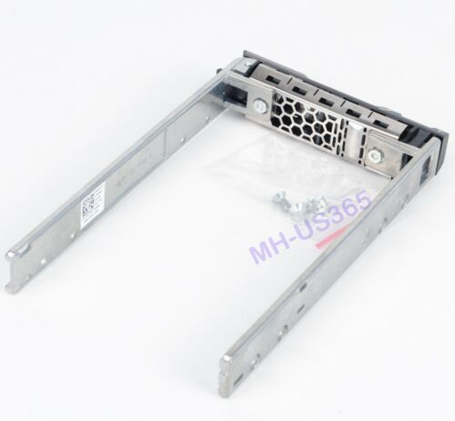 "New Dell 0G176J 2.5/"" SAS Tray Caddy for Dell PowerEdge R710 R610 R620 R715 R720"