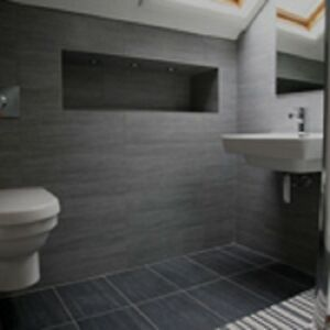 metalwood argento (light grey) 30 x 60cm wall/floor tiles