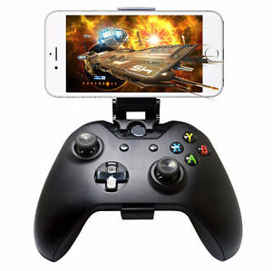 Details about Xbox One Controller Smartphone Clip - Phone Mobile Game Pad  Mount Clamp Android
