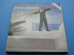 45-RPM-STEVIE-WONDER-OVERJOYED-OVERJOYED-VOCAL-OVERJOYED-INSTRUMENTAL