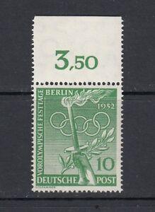 Luxus-Berlin-Mi-Nr-89-Oberrand-postfrisch