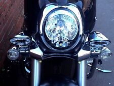 SUZUKI M1800 R Intruder/ M109R/ VZR 1800 DRIVING SPOT LIGHT BRACKET/BAR: 683-120
