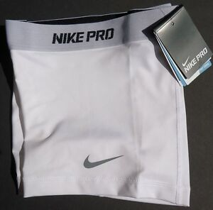 Details about NEW! WhiteGrey [L] NIKE PRO Compression 5.0