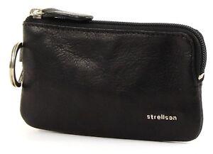 Strellson Un Dossier Clé Jefferson Keyholder Z3 Black