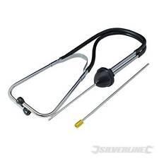 Silverline Mechanics Stethoscope Hand Tools Car Van Vehicle Garage Automotive