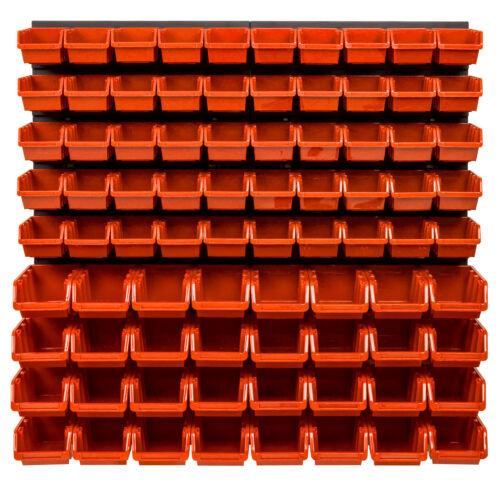 Boîtes Wandregal Boîte Bacs à Bec Plateau D/'Ecoulement Lagersystem 82 Boites