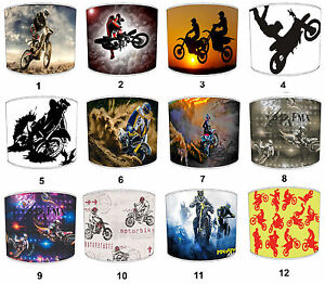 abat-jour-ideal-correspond-a-FMX-Motocross-Couettes-Couvres-amp-Papier-peint