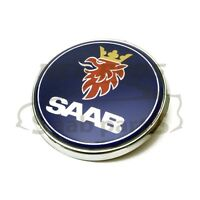 SAAB 9-3 SALOON 03-07, BOOTLID BADGE EMBLEM, NEW, 12769690