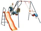 Hedstrom Outdoor Swing, Glider & Slide Play Set