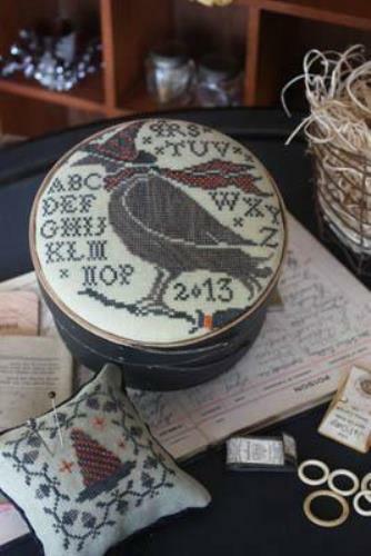 Midnight Ride by Blackbird Designs cross stitch pattern