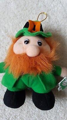 Nuovo Piccolo Folletto Con Ginger Barba-mostra Il Titolo Originale