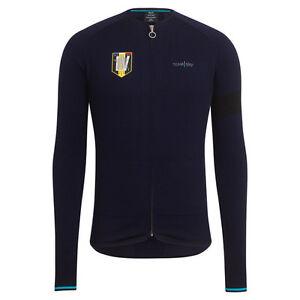 RAPHA-Team-Sky-IV-TDF-VITTORIA-2016-Merino-maglia-con-cerniera-taglia-large-nuova-con-etichetta
