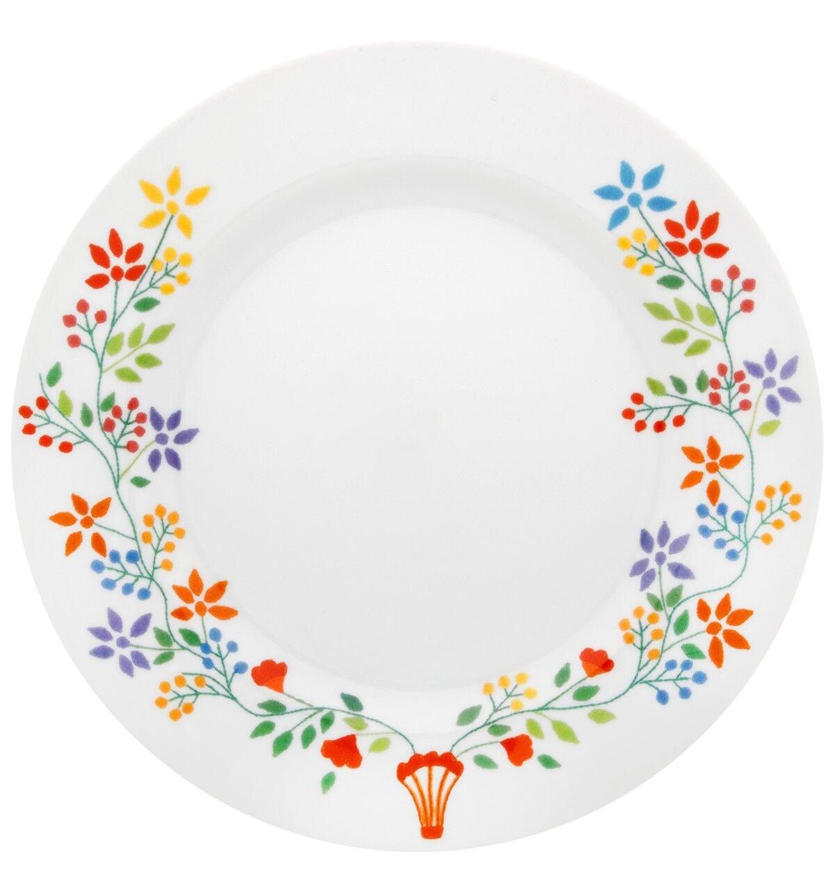 Vista Alegre Vila vert Dinner Plate-Lot de 8