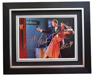 Martin-Fry-Signed-10x8-Framed-Autograph-Photo-Display-ABC-Music-Memorabilia-COA