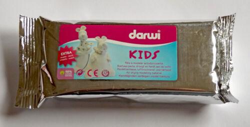 7,80€//Kg 250 g selbsthärtende Modelliermasse Darwi Kids extra weich