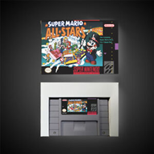 Super-Mario-All-Stars-USA-NTSC-Version-With-Retail-Box-RPG-Game-Battery-Save