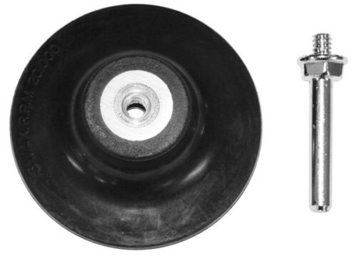 """ATD 2/"""" Type III Rollock Type Disc Holder for 1//4/"""" Die Grinder #6601"""