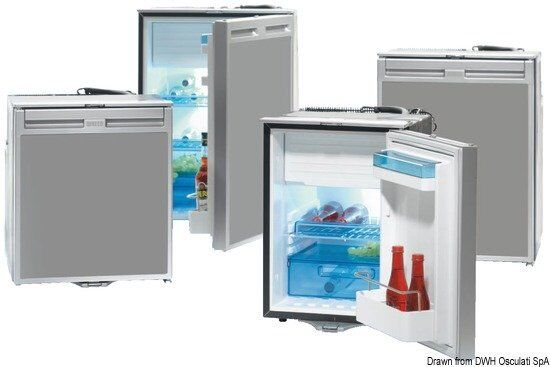 Kühlschrank WAECO Dometic CRX65 12/24V 64 l 12/24V CRX65 Marke Waeco 50.910.05 9a38ef