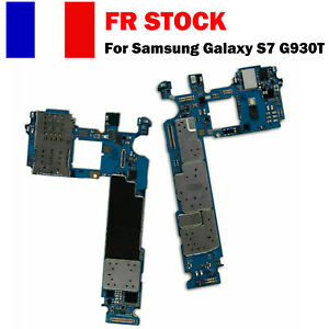 1-Pour-Samsung-Galaxy-S7-G930T-Carte-Mere-Motherboard-Logic-Board-32GB-Unlocked