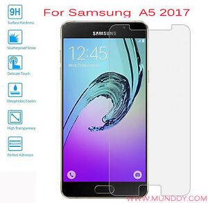 PROTECTOR-DE-PANTALLA-Para-Samsung-Galaxy-A5-2017-SM-A520-DE-CRISTAL-TEMPLADO