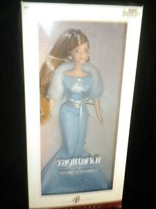 Sagittarius Barbie Doll Pink Label NO BOX Zodiac Collection 2004